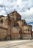 Церковь Сан-Сальвадора Стоковое фото RF