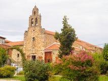 Церковь Сан-Франциско - Astorga стоковое фото