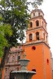 Церковь Сан-Франциско, San Luis potosi II стоковая фотография rf