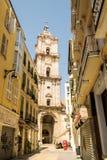 Церковь Сан-Хуана Bautista, laga ¡ MÃ стоковые изображения