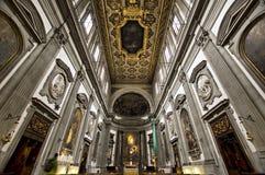 Церковь Сан Firenze в Флоренсе Стоковая Фотография RF