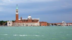 Церковь Сан Giorgio Maggiore, Венеции Стоковые Изображения
