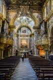 Церковь Сан Gregorio Armeno Стоковое Изображение RF