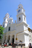 Церковь Сан Ignacio Стоковые Изображения