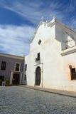 Церковь Сан José, Сан-Хуан, Пуэрто-Рико Стоковые Изображения RF