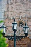 Церковь Сан Pablo в Вальядолиде стоковые изображения rf