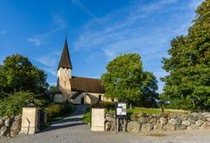 Церковь Салема Стоковая Фотография