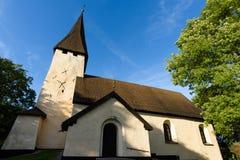 Церковь Салема Стоковые Изображения RF