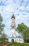 Церковь святого Архангела Майкл и bodiless хозяев стоковая фотография rf