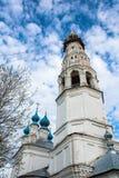 Церковь святого Архангела Майкл и bodiless хозяев стоковое фото rf