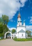 Церковь святого Архангела Майкл и bodiless хозяев стоковые фото
