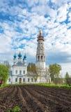 Церковь святого Архангела Майкл и bodiless хозяев стоковое изображение