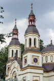 Церковь Святого Ильи Стоковое Изображение
