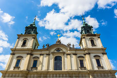 Церковь святого креста Стоковое Фото