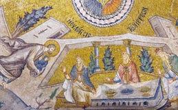 Церковь святого спасителя в Chora в Стамбуле, Турции Стоковые Фотографии RF