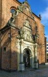 Церковь святого духа, Копенгаген Стоковые Фотографии RF