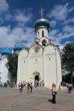 Церковь святого духа Стоковое Изображение RF