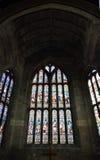 Церковь святое грубого - витраж Стоковые Фотографии RF