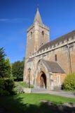 Церковь святой троицы в Брэдфорде на Эвоне, Великобритании Стоковое Изображение RF