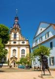 Церковь святой троицы в Speyer Стоковое Фото
