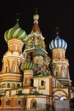 Церковь Святой-Basile Стоковые Фотографии RF