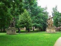 Церковь Святых Питера и Пола в Visegrad Прага Стоковые Фото