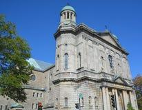 Церковь Свят-Джина-Baptiste Стоковые Изображения RF