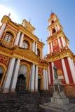 Церковь Св.а Франциск Св. Франциск, salta Стоковые Изображения
