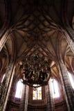 Церковь Св. Лаврентия в Нюрнберге Стоковые Изображения RF
