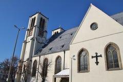 Церковь Сент-Эндрюса в Зальцбурге, Австрии Стоковые Фотографии RF