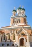 Церковь славная Франция ортодоксальности Стоковое Изображение RF