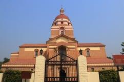 Церковь собора выкупления Нью-Дели Индии Стоковое Фото