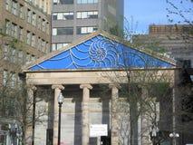 Церковь собора St Paul, Бостона, Массачусетса, США Стоковая Фотография RF