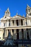 Церковь собора St Paul, Лондон, Великобритания Стоковые Изображения RF