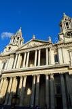 Церковь собора St Paul, Лондон, Великобритания Стоковое Фото