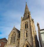 Церковь Солсбери объединенная реформированная стоковое фото rf