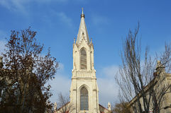 Церковь спасителя стоковые изображения rf