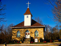 Церковь 1 сработанности пресвитерианская Стоковые Изображения