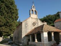 церковь среднеземноморская Стоковая Фотография RF
