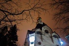 церковь старая Кремль в Nizhny Novgorod, России Стоковое Фото