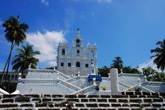 церковь старая Стоковое фото RF