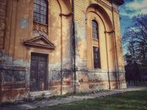 церковь старая Стоковые Изображения