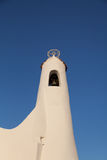 Церковь Стеллы Maris в Порту Cervo Стоковые Фото