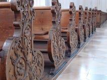 церковь стенда Стоковое Изображение