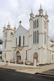 Церковь стиля Арт Деко Стоковое Изображение
