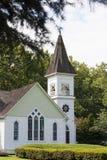 Церковь страны Стоковое Изображение RF