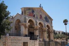 Церковь страсти Стоковая Фотография