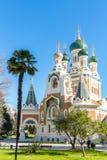 Церковь славная Франция ортодоксальности Стоковые Фото