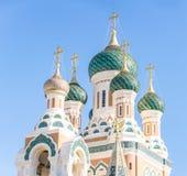 Церковь славная Франция ортодоксальности Стоковая Фотография RF
