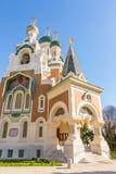 Церковь славная Франция ортодоксальности Стоковое Изображение